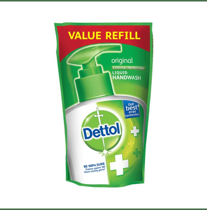 Dettol Original Liquid Handwash (Buy 2 Get 1 Free)