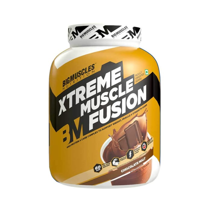 Big  Muscles Xtreme Muscle Fusion Milk Chocolate