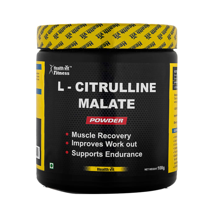 HealthVit L-Citrulline Malate Powder