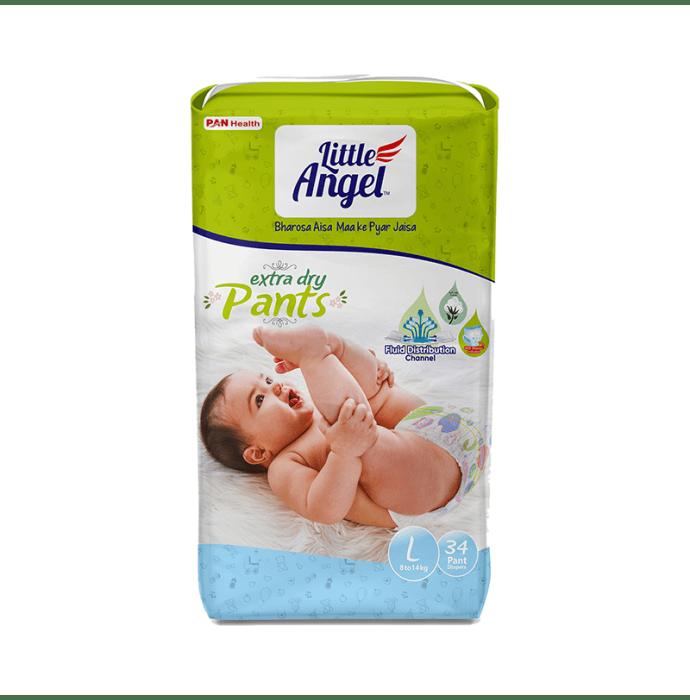 Little Angel Extra Dry Pants L
