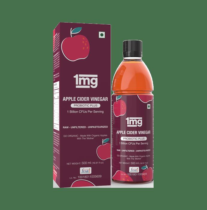 1mg Apple Cider Vinegar Probiotic Plus