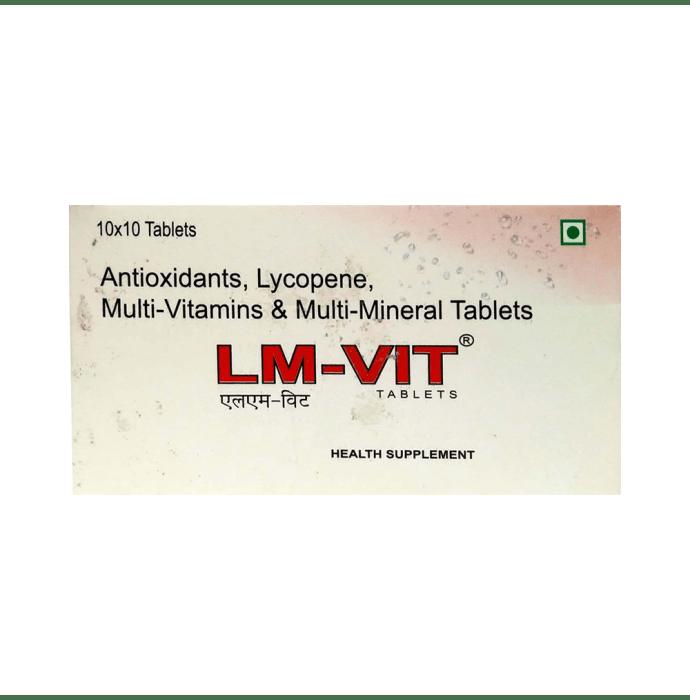 LM Vit Tablet