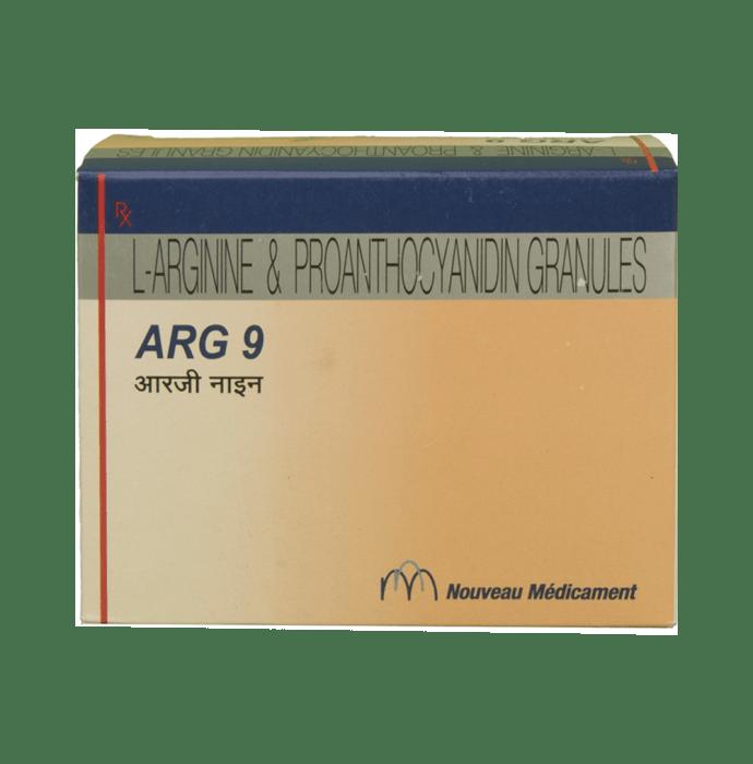 ARG 9 Granules