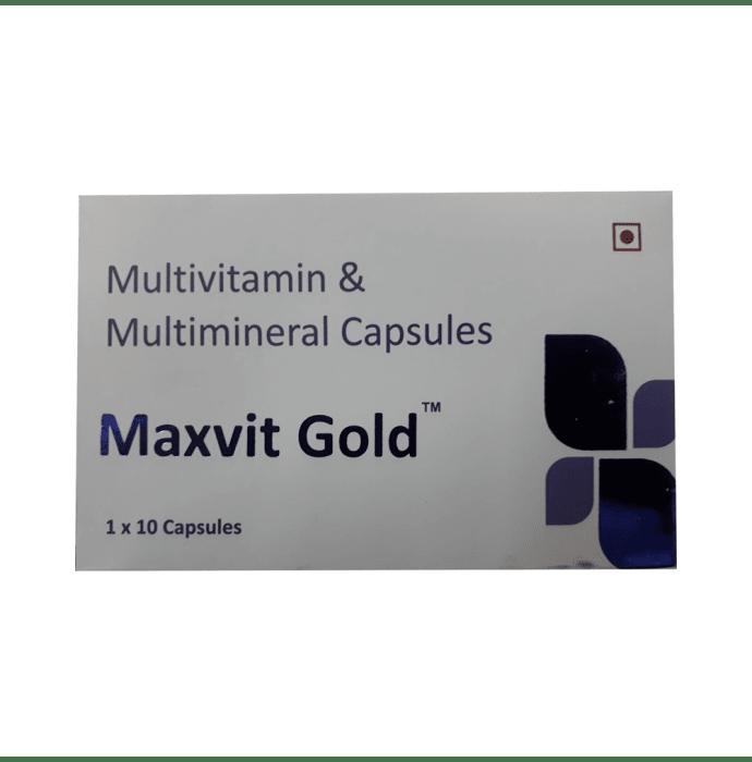 Maxvit Gold Capsule