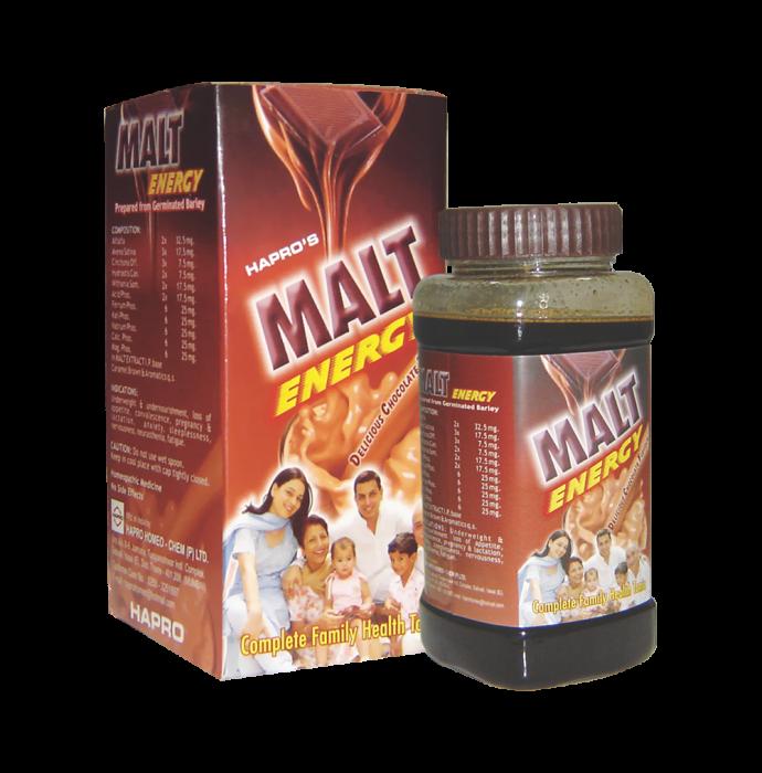 Hapro Malt Energy Delicious Chocolate