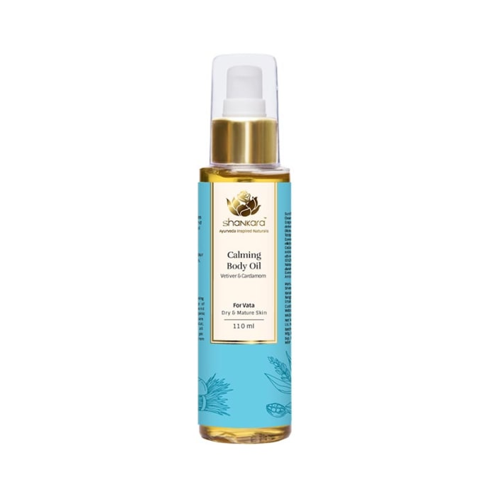 Shankara  Body Oil Calming