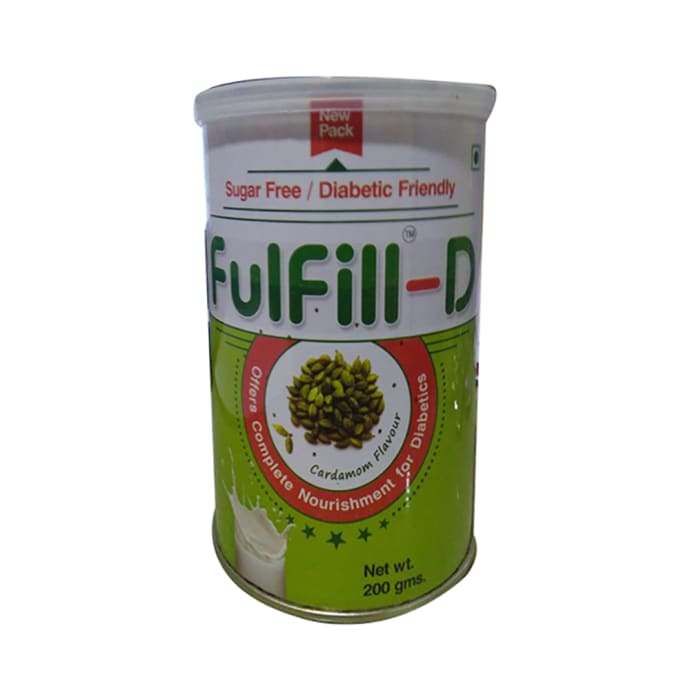 Fulfill D Powder Cardamom