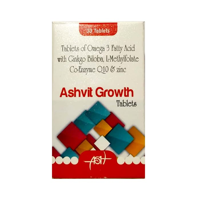 Ashvit Growth Tablet