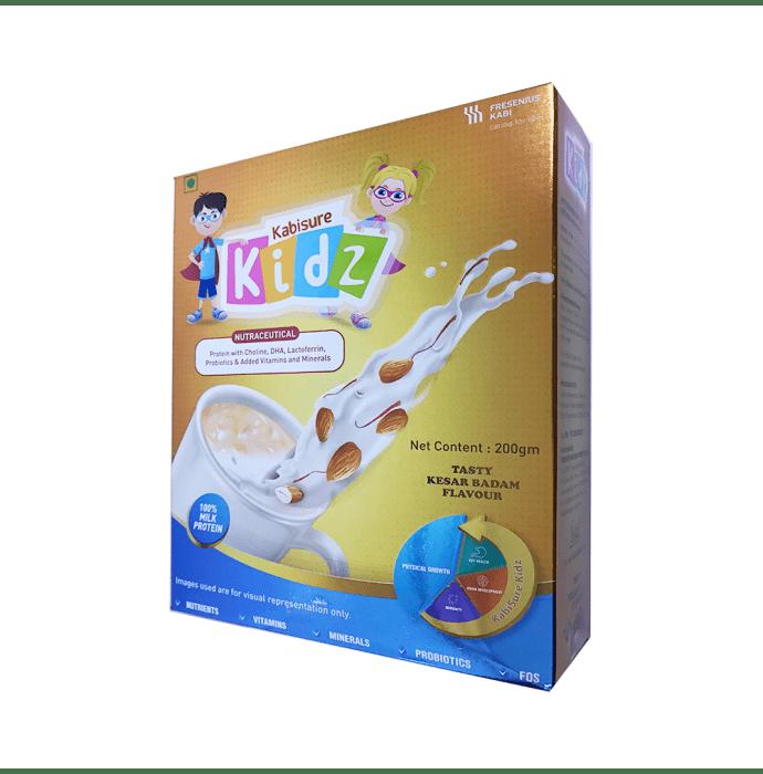 Kabisure Kidz Powder Tasty Kesar Badam