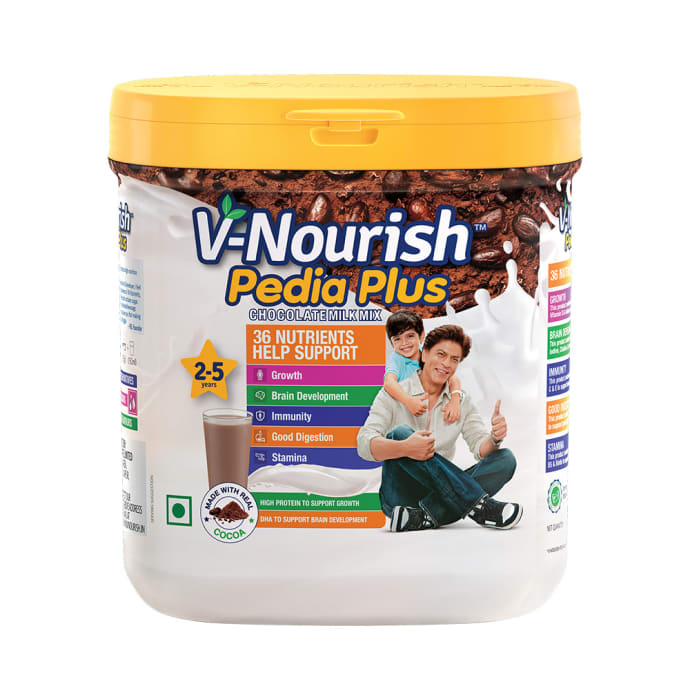 V-Nourish Pedia Plus Milk Mix (2-5Year) Chocolate