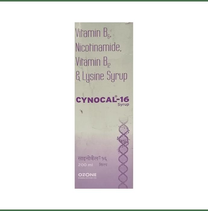 Cynocal Syrup