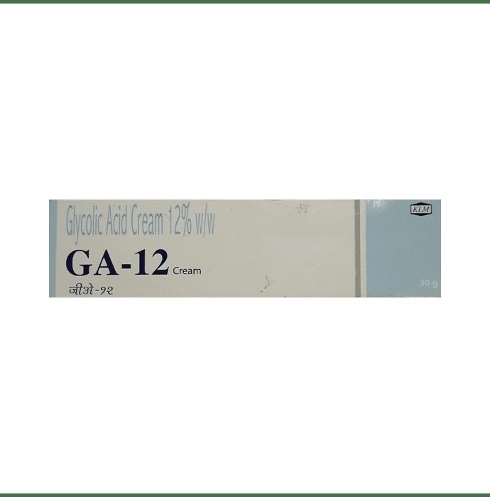 Ga -12 Cream