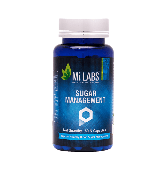 MI Labs Sugar Management Capsule
