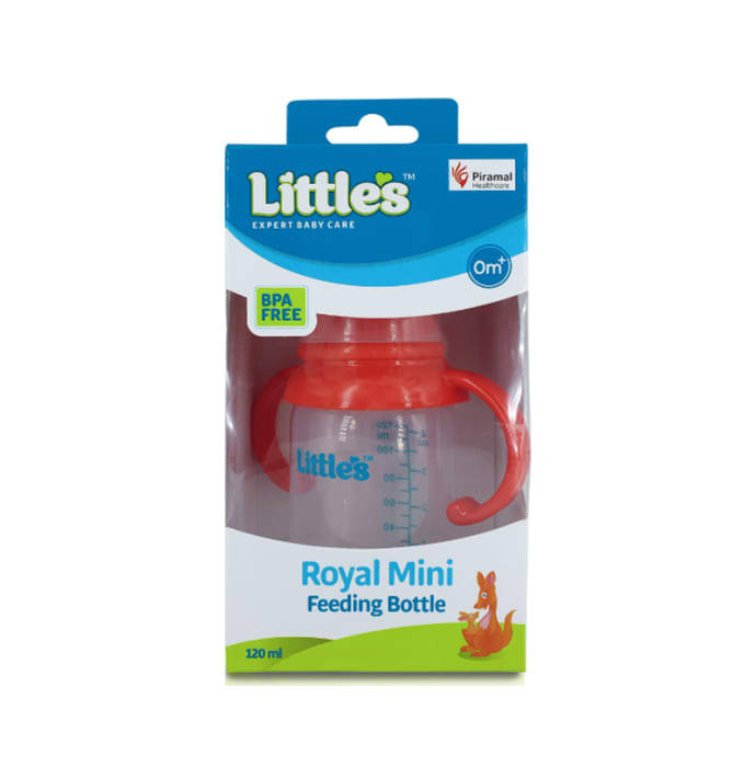 Little's Royal Feeding Bottle Mini