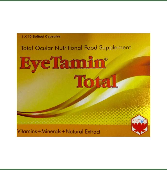 Eyetamin Total Capsule