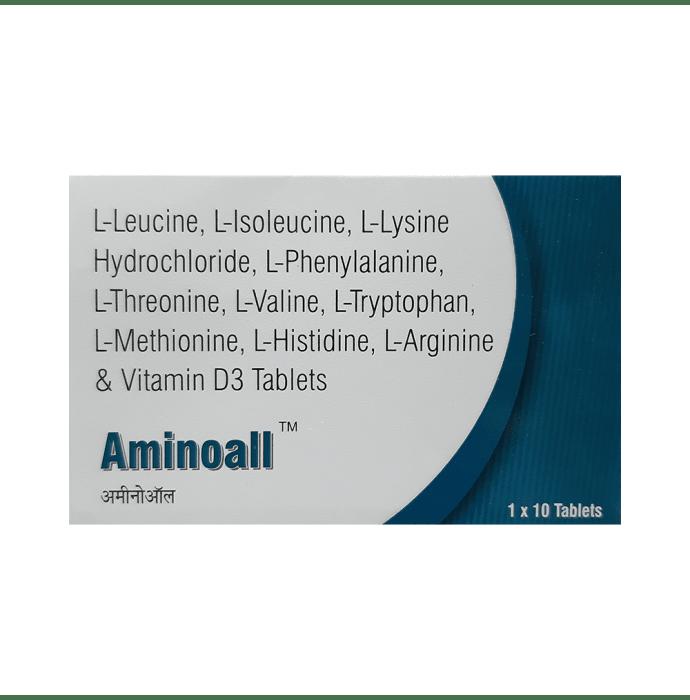 Aminoall Tablet