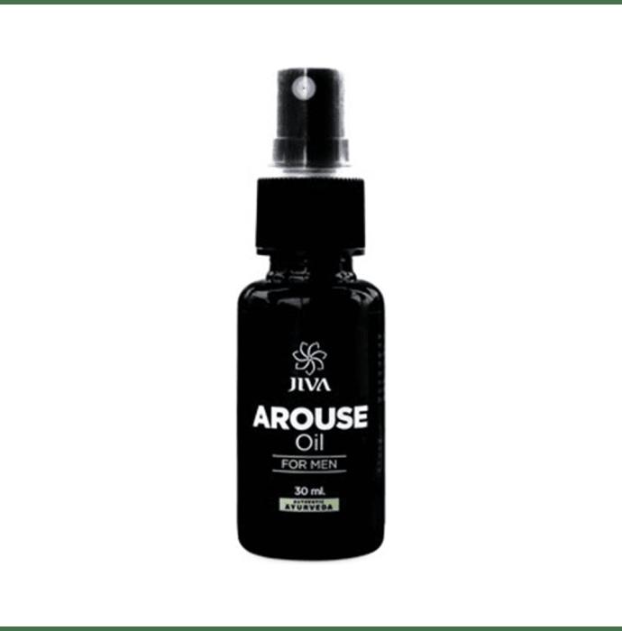 Jiva Arouse Oil For Men