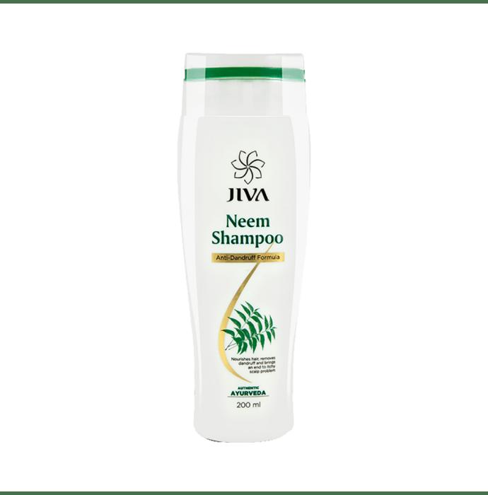Jiva Neem Shampoo