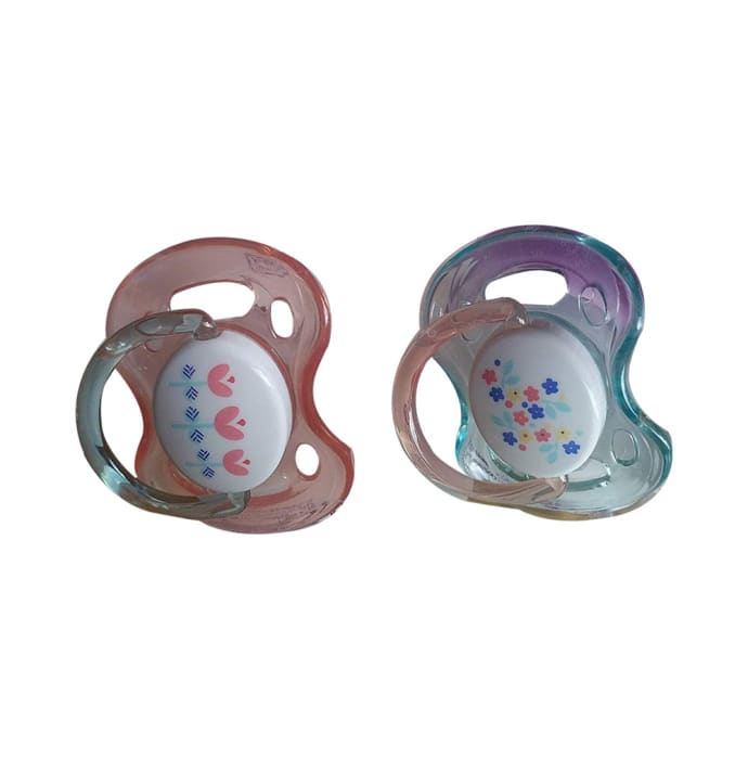 Philips Avent 75154 Mini Orthodontic Freeflow Soothers