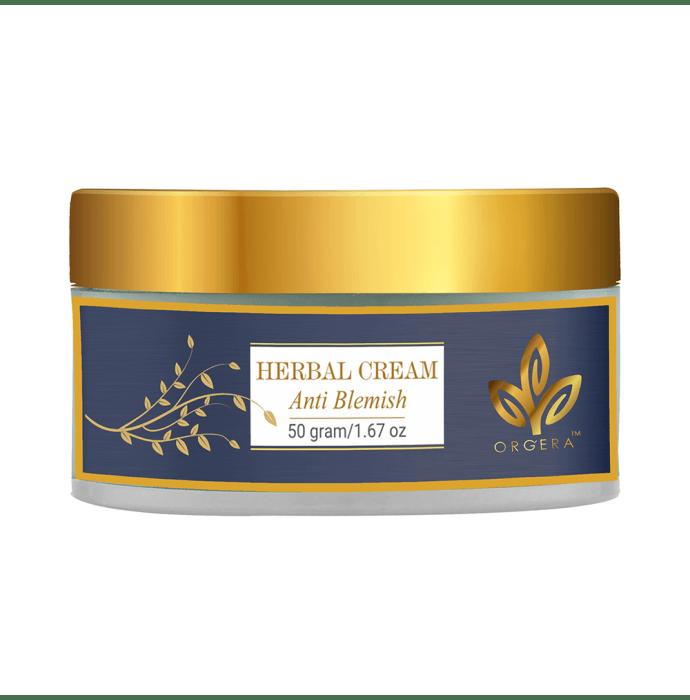 Orgera Herbal Cream Anti Blemish