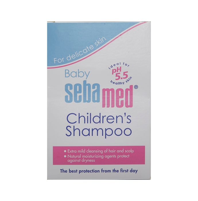 Sebamed Children's Shampoo