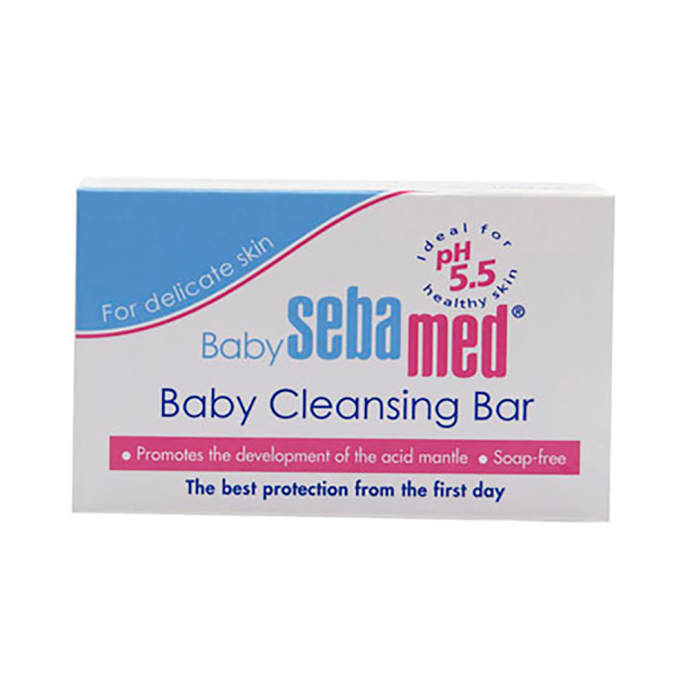 Sebamed Baby Cleansing Bar