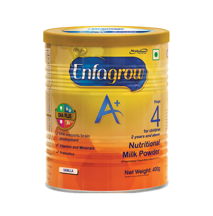 Enfagrow A+ Stage 4 Nutritional Milk Powder (2 years and above) Vanilla