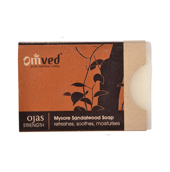 Omved Mysore Sandalwood Soap