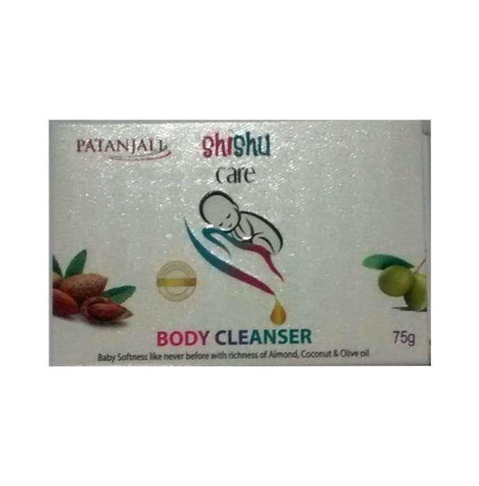 Patanjali Ayurveda Shishu Care Body Cleanser Pack of 5
