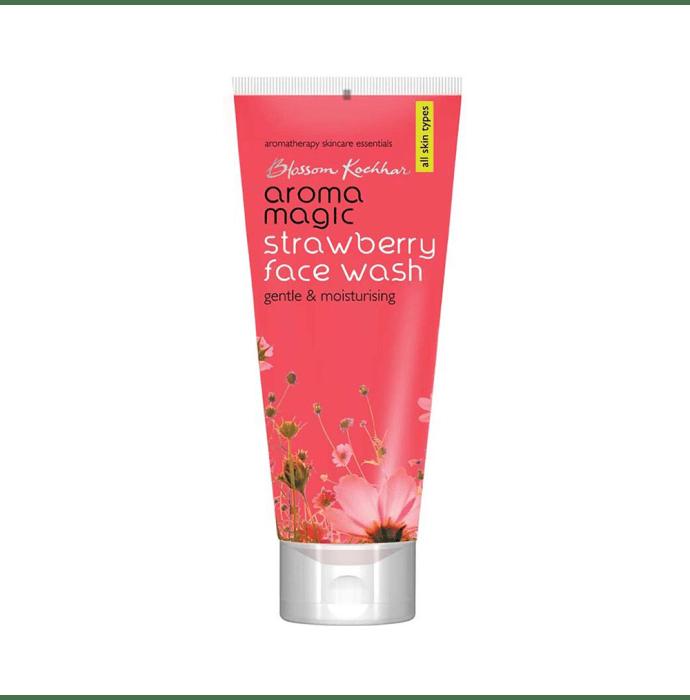 Aroma Magic Face Wash Strawberry