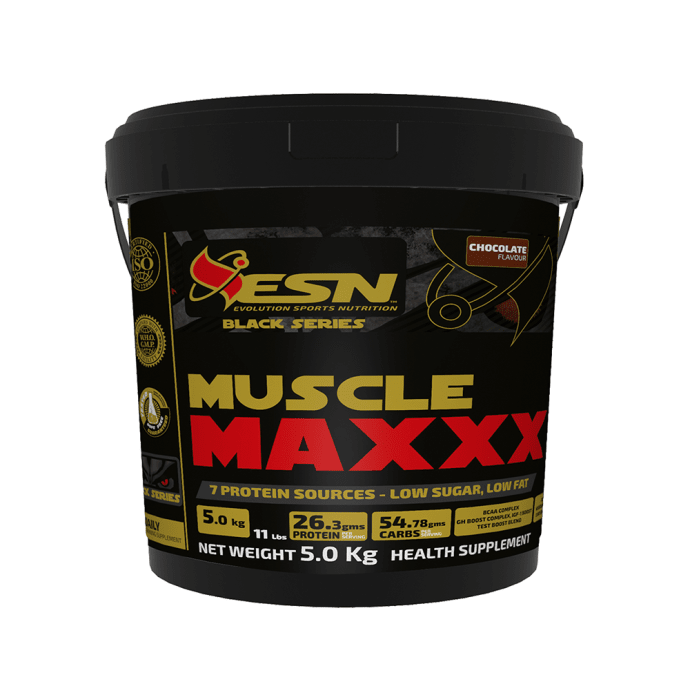ESN Black Series Muscle Maxxx Chocolate