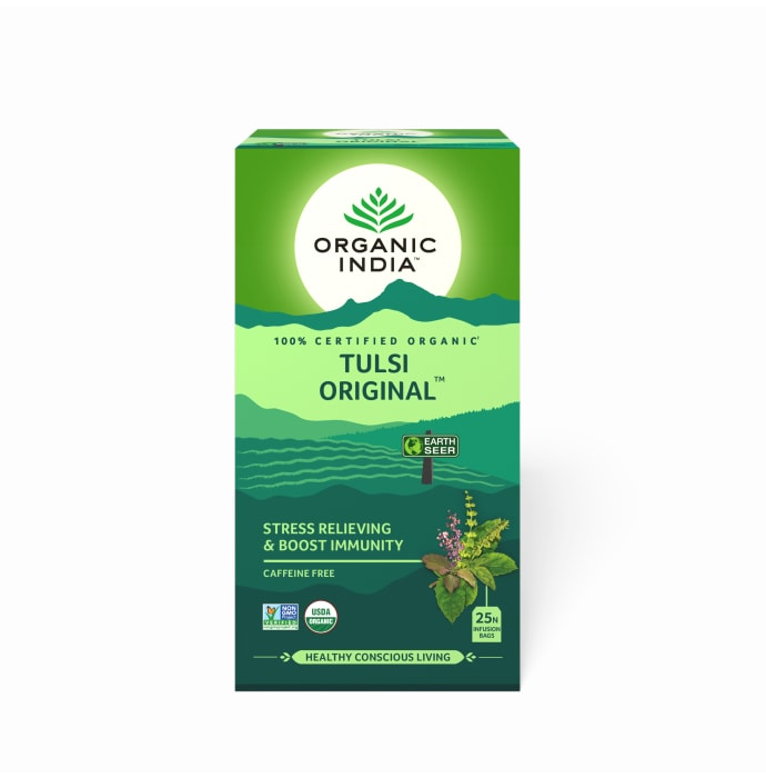 Organic India Tulsi Tea Original