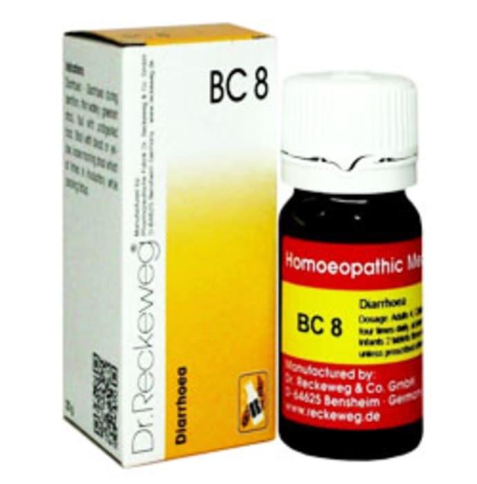 Dr. Reckeweg Bio-Combination 8 (BC 8) Tablet