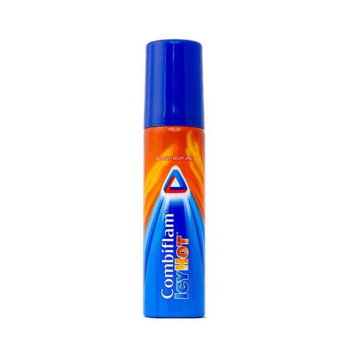 Combiflam Icy Hot Fast Pain Relief Spray