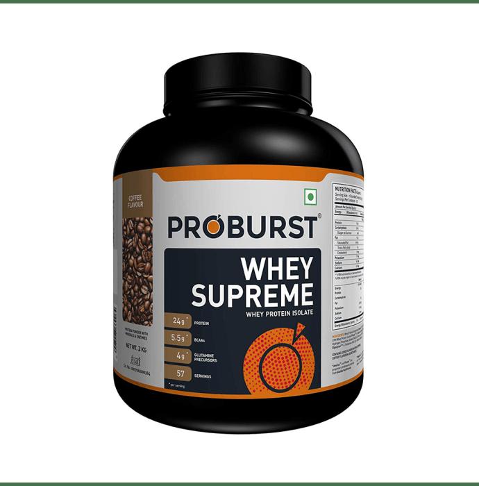 Proburst Whey Supreme Coffee