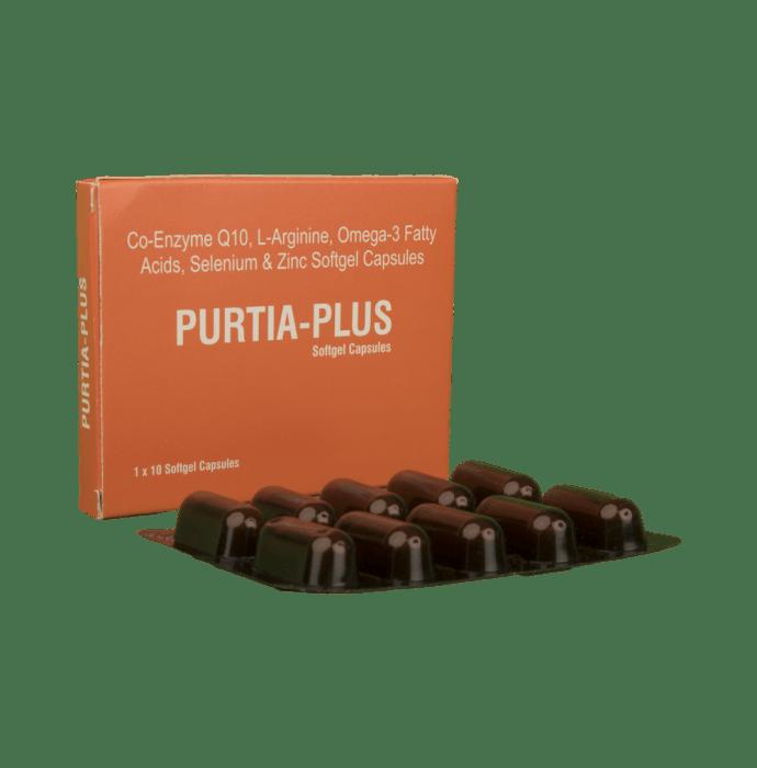 Purtia -Plus Soft Gelatin Capsule