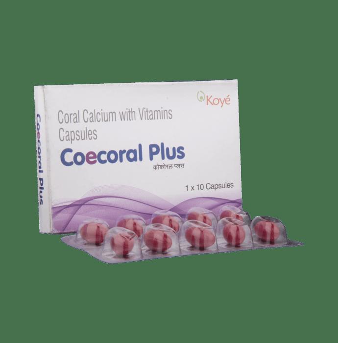 Coecoral Plus Capsule