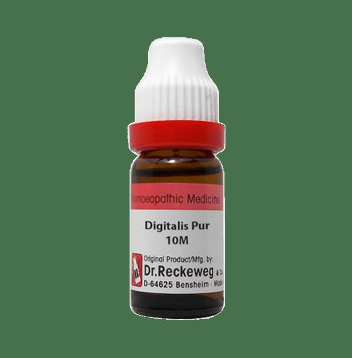 Dr. Reckeweg Digitalis Purp Dilution 10M CH
