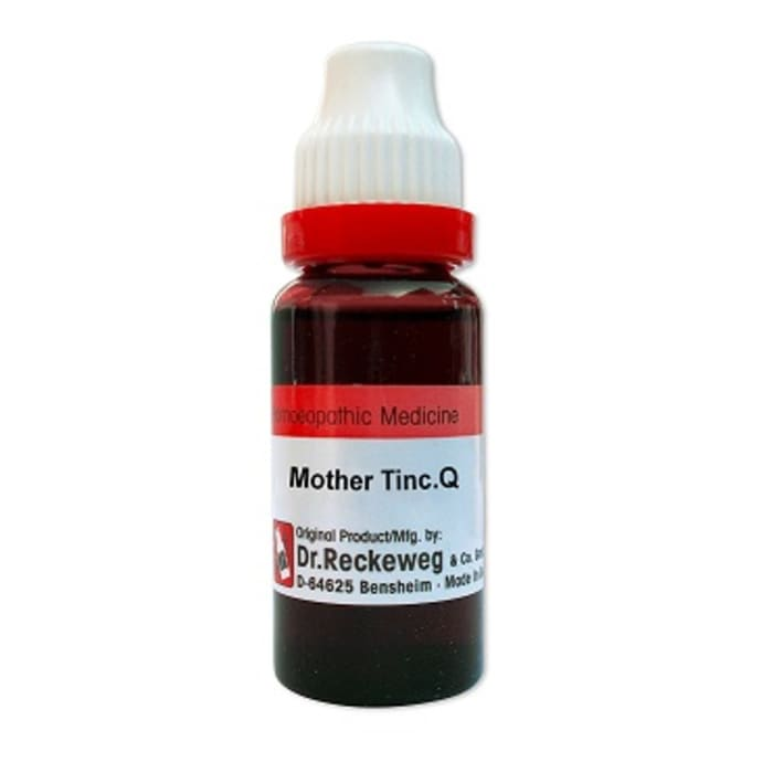 Dr. Reckeweg Sepia Mother Tincture Q