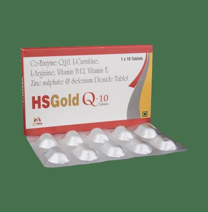 HSgold Q-10 Tablet