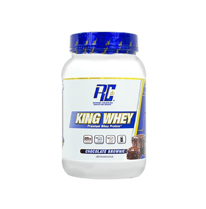 Ronnie Coleman King Whey Chocolate Brownie