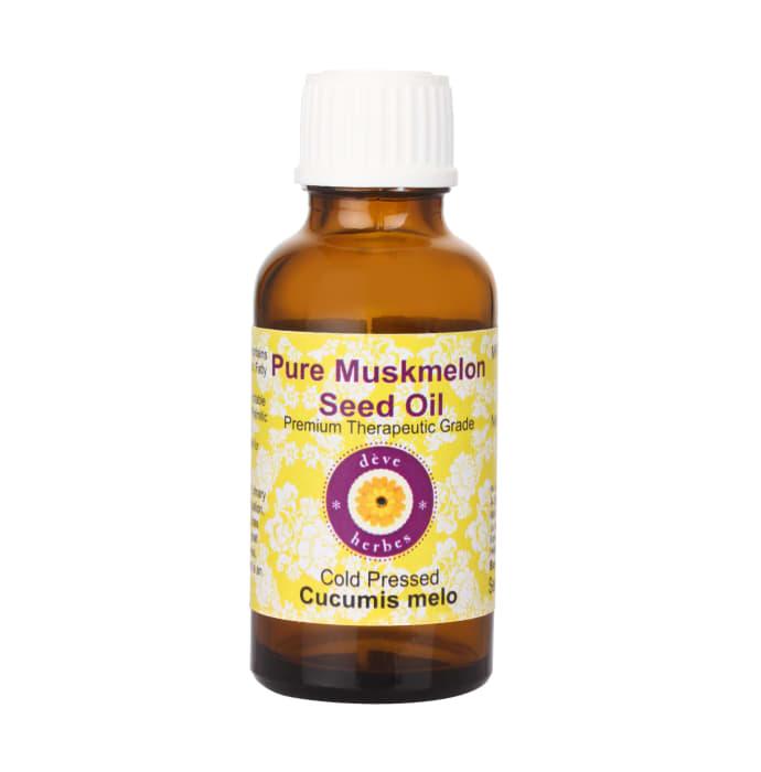Deve Herbes Pure Muskmelon Seed Oil