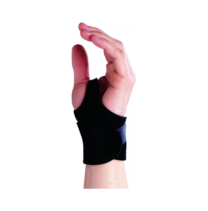 Health Point NS-303 Lycra/Far Infrared Wrist Wrap Support Free Size