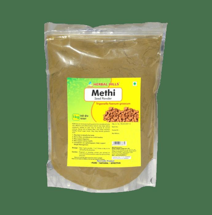 Herbal Hills Methi Seed Powder