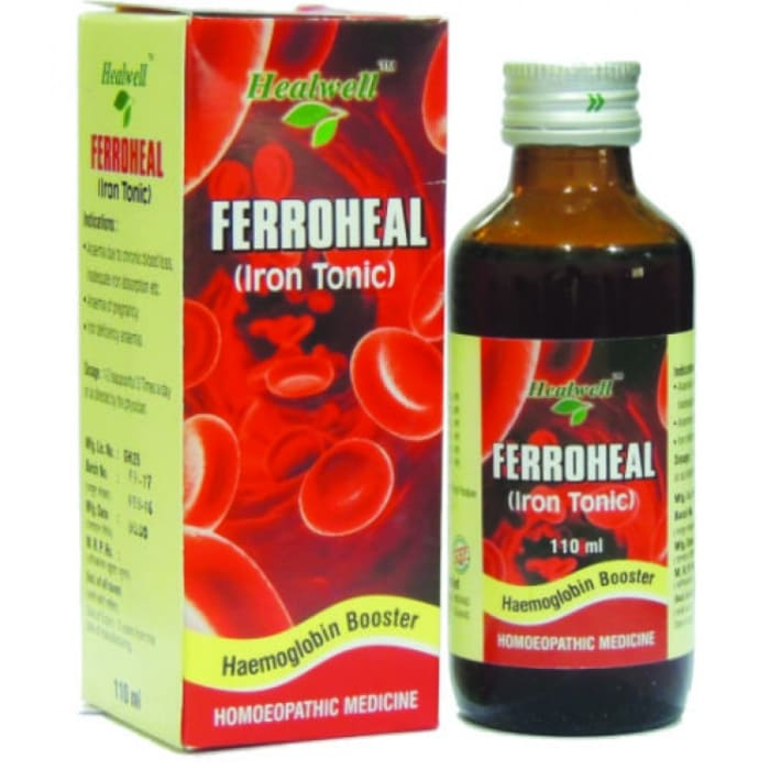 Healwell Ferroheal Tonic