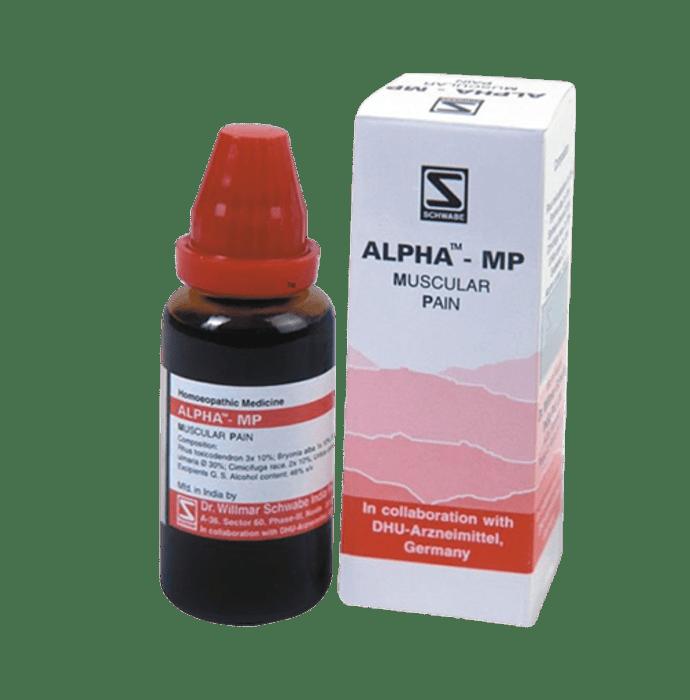 Dr Willmar Schwabe India Alpha - MP Drop
