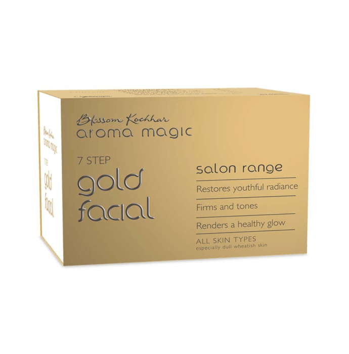 Aroma Magic Facial Kit Gold