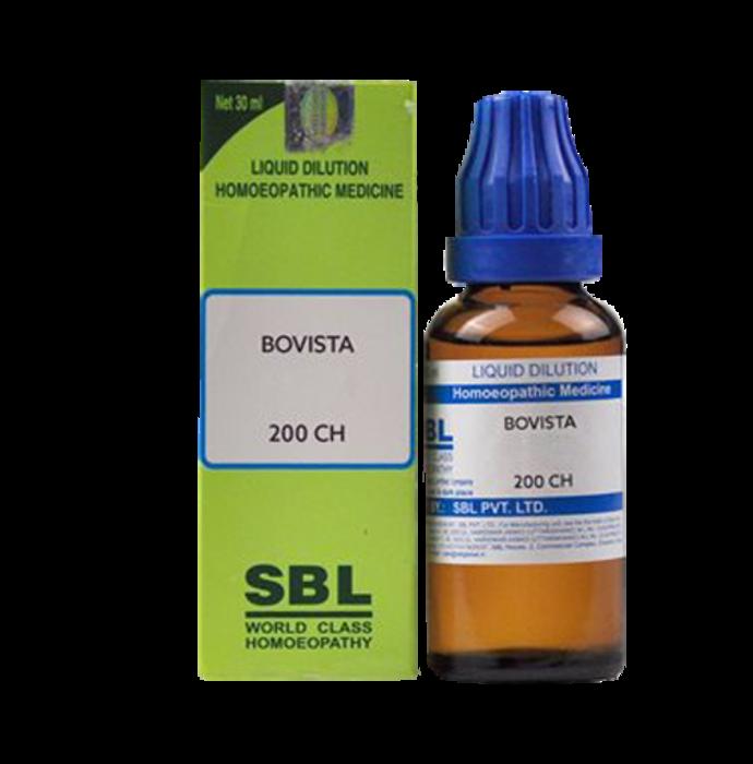 SBL Bovista Dilution 200 CH