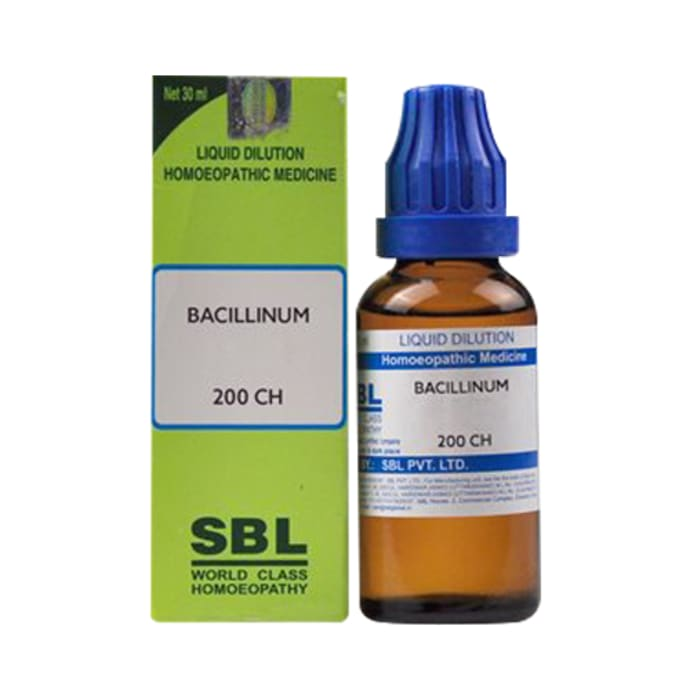 SBL Bacillinum Dilution 200 CH