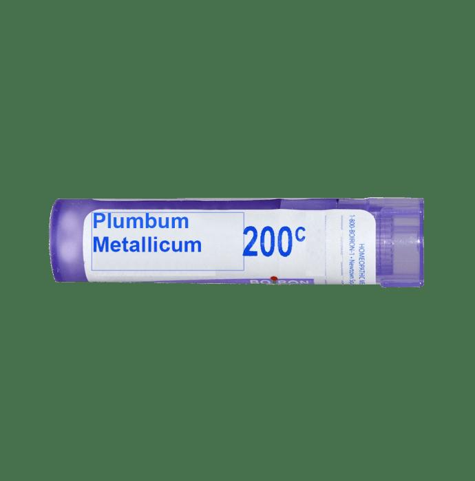 Boiron Plumbum Metallicum Single Dose Approx 200 Microgranules 200 CH